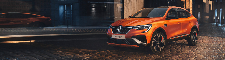 Uus Renault ARKANA