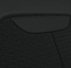 Kunstnahaga kombineeritud tekstiilist istmekatted