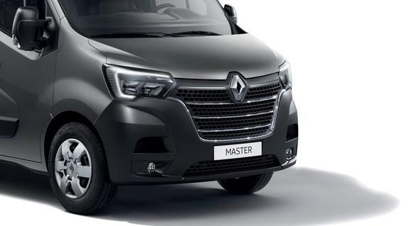 Renault Master kaubik brošüür
